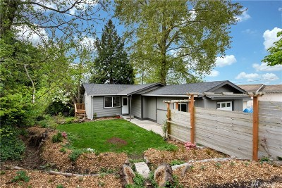 Seattle Single Family Home For Sale: 3057 S Holden St