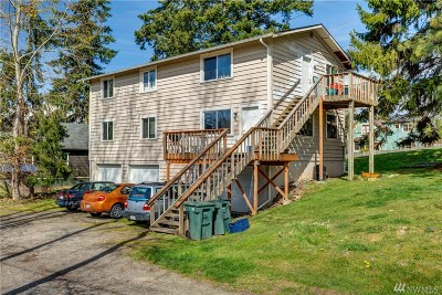 Bellingham Multi Family Home For Sale: 1518 Donovan Ave #A & B