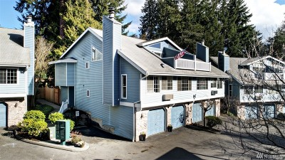 Kirkland Condo/Townhouse For Sale: 12326 101st Ct NE #B-1