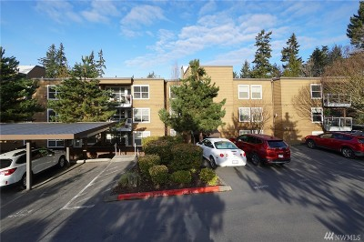 Edmonds Condo/Townhouse For Sale: 22910 90th Ave W #B404