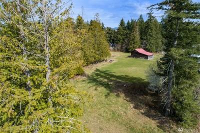 Eatonville Residential Lots & Land For Sale: Tract B