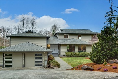Bothell Single Family Home For Sale: 8023 NE 205th St