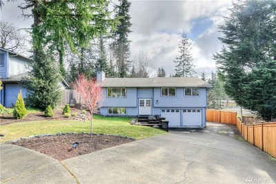 Kirkland Single Family Home For Sale: 11412 113th Place NE
