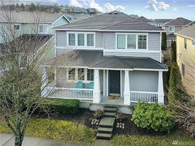Issaquah Single Family Home For Sale: 2451 NE Julep St