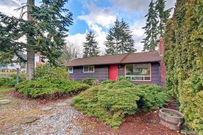 Shoreline Single Family Home For Sale: 309 NE 159th St