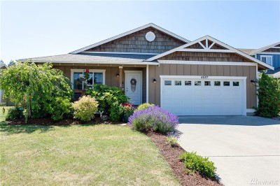 Whatcom County Single Family Home Pending: 4887 Dory Ct