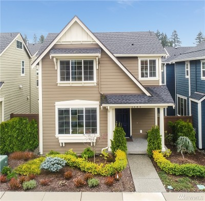 Bothell Single Family Home For Sale: 4408 186th St SE