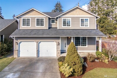 Olympia Single Family Home For Sale: 3203 68th Ave