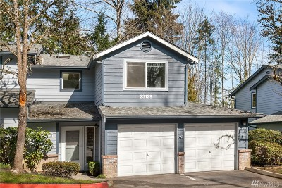 Bothell Condo/Townhouse For Sale: 23129 15th Ave SE #J-4