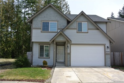 Port Orchard Single Family Home Contingent: 2321 SE Kelby Circle