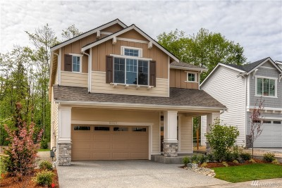 Woodinville Single Family Home For Sale: 13327 NE 205th St #9