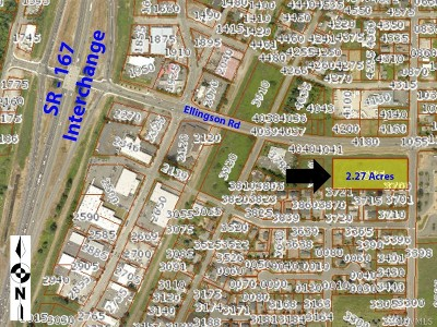 King County Residential Lots & Land For Sale: 350 Ellingson Rd