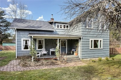 Olympia Single Family Home Pending Inspection: 2809 Friendly Grove Rd NE