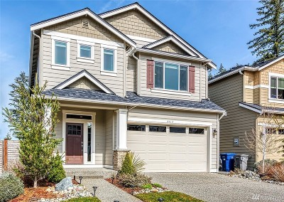 Bothell Single Family Home For Sale: 4413 225th Place SE