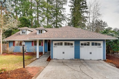 Kirkland Single Family Home For Sale: 14140 76th Place NE