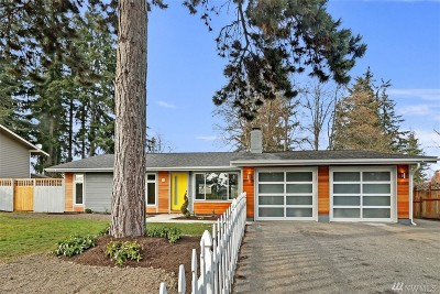 Bothell Single Family Home For Sale: 25 217th Place SW