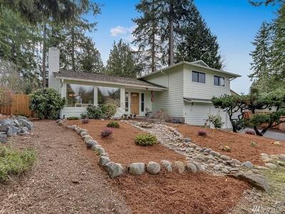 Kirkland Single Family Home For Sale: 14014 105th Ave NE