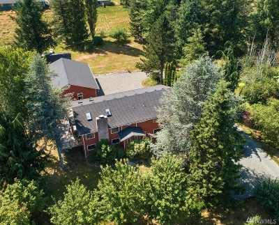 Carnation, Duvall, Fall City Single Family Home For Sale: 4903 Lake Alice Rd SE