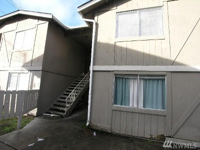 Tacoma Rental For Rent: 1423 E 64th St #A