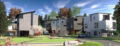 Kirkland Single Family Home For Sale: 7300 132nd Ave NE #lot 1