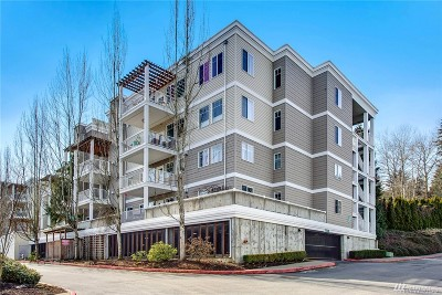 Bothell Condo/Townhouse For Sale: 17426 Bothell Wy NE #A101