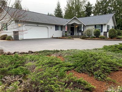 Shelton WA Single Family Home For Sale: $314,990