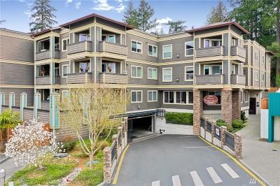 Shoreline Condo/Townhouse For Sale: 1440 NW Richmond Beach Rd #204
