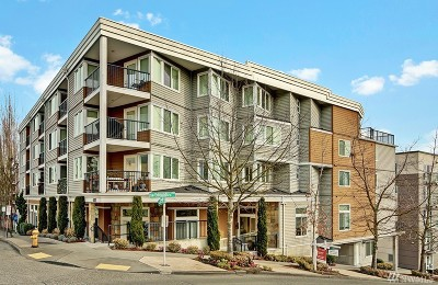 Condo/Townhouse Sold: 4752 41st Ave SW #404