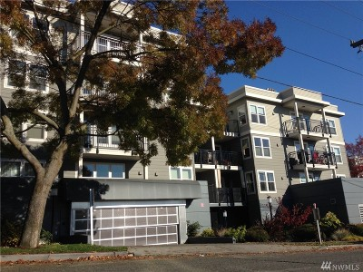 Seattle Condo/Townhouse For Sale: 420 Valley St #W411