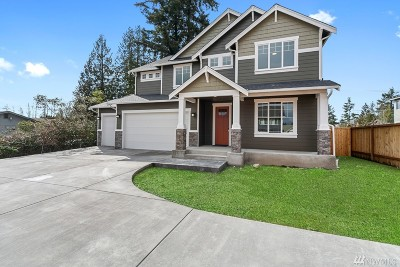 Bonney Lake Single Family Home For Sale: 20411 81st St E