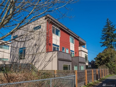 Seattle Single Family Home For Sale: 2311 N 113th Place