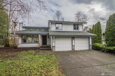 University Place Single Family Home For Sale: 5905 55th St W