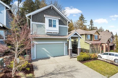 Snohomish Single Family Home For Sale: 11724 62nd Ave SE