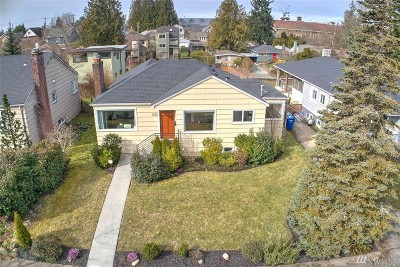 Seattle Single Family Home For Sale: 3025 39th Ave SW