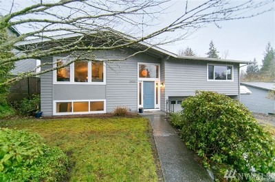Bellingham Single Family Home Sold: 2500 Alvarado Dr
