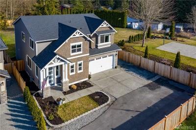 Lake Stevens Single Family Home For Sale: 613 Rhodora Heights Rd