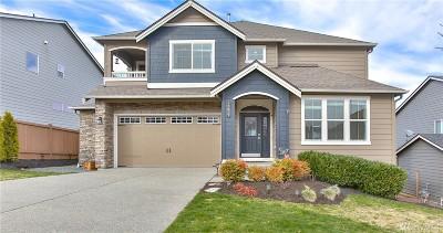 Lake Stevens Single Family Home For Sale: 12017 31st Pl NE