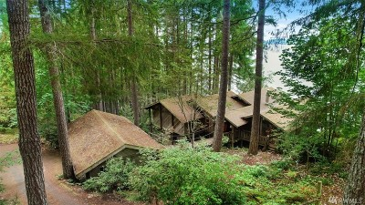 Single Family Home For Sale: 19890 NW Stavis Bay Rd