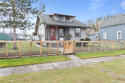Tacoma Rental For Rent: 1440 E 32nd St