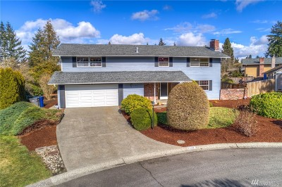 Federal Way Single Family Home For Sale: 2742 323rd St