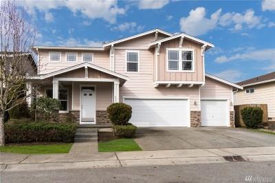 Renton Single Family Home For Sale: 613 Quincy Ave NE