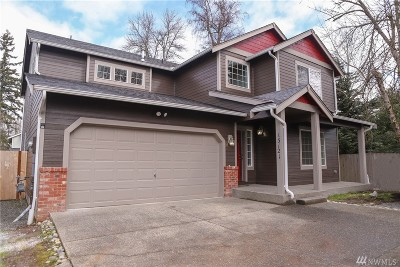 Puyallup Single Family Home For Sale: 15121 67th Ave E