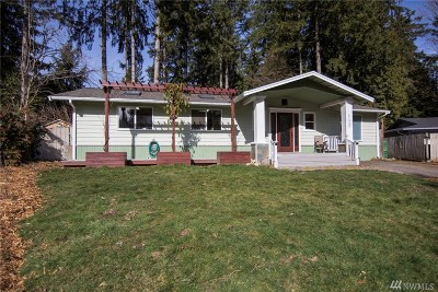 Woodinville Single Family Home For Sale: 17533 199th Place NE