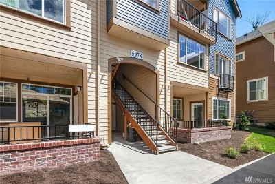 Redmond Condo/Townhouse For Sale: 5985 185th Ct NE #1-201