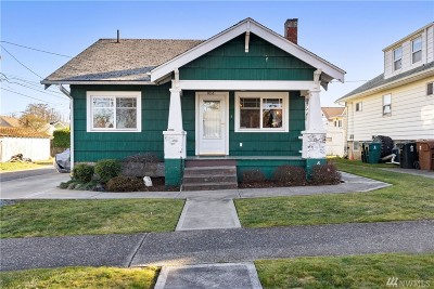 Tacoma Single Family Home For Sale: 1016 S 43rd St