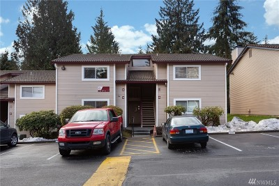 Renton Condo/Townhouse For Sale: 17516 SE 149th St #G-5