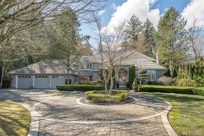 Sammamish Single Family Home For Sale: 24521 SE Windsor Blvd