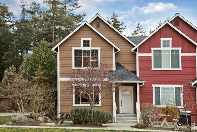 Coupeville Single Family Home For Sale: 206 NW 1st St