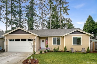 Renton Single Family Home For Sale: 16014 114th Ave SE
