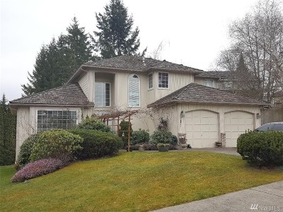 Federal Way Single Family Home For Sale: 2117 S 373rd Ct